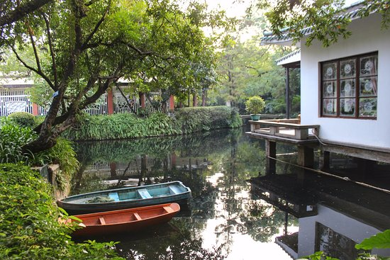 Canton Orchid Garden
