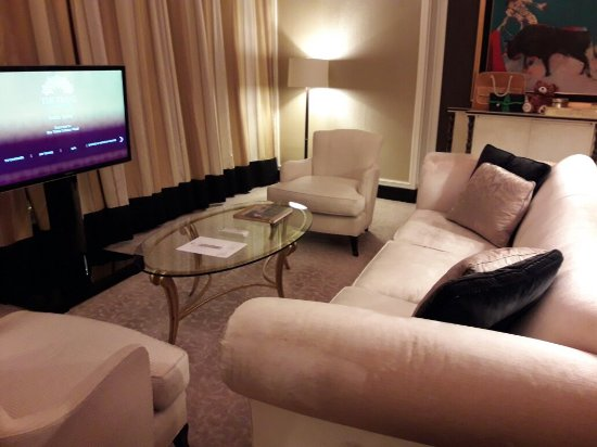 The Trans Luxury Hotel Bandung: Celebrity Suite