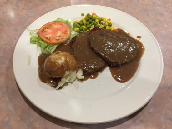 Stardust Restaurant: Veal Cutlet Dinner