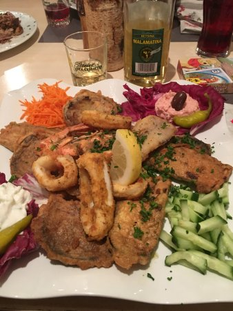 Olympia Mainz mykonos teller picture of restaurant olympia mainz tripadvisor