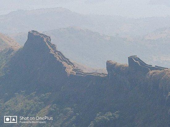 Rajgad Fort Image