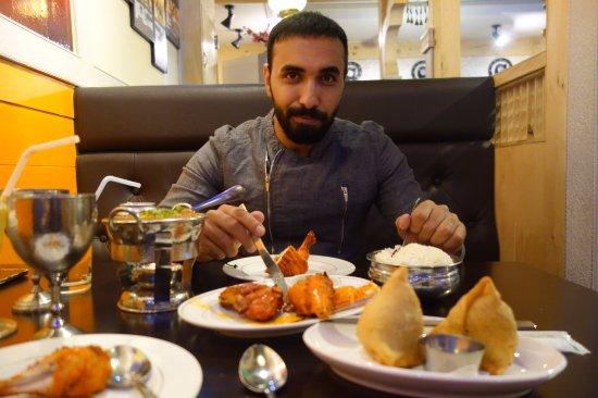 Jyoti Indian Restaurant: Good stuff!
