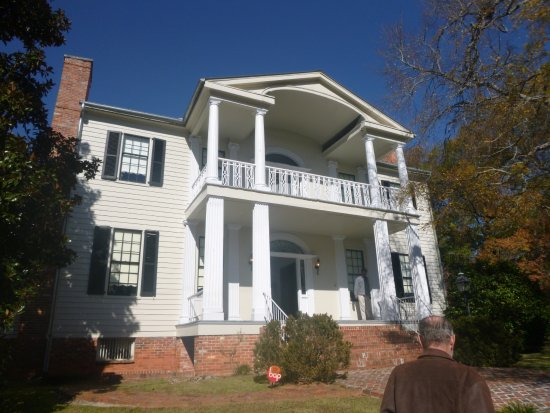 Milledgeville, GA: Brown-Stedson-Sanford Home