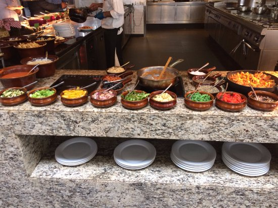 Incredible Lunch Buffet Setup Picture Of Momo Cafe Pune Tripadvisor Interior Design Ideas Gentotryabchikinfo