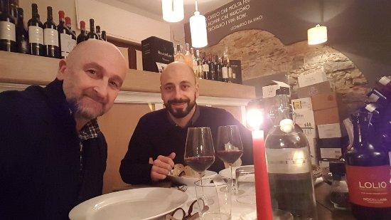 Massarosa, Włochy: Osteria le Terme