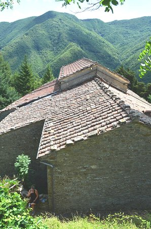 Sambuca Pistoiese, Italy: Pieve dei Santi Giacomo e Cristoforo 3