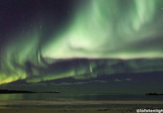 Svolvaer, Norwegia: Lofoten Lights