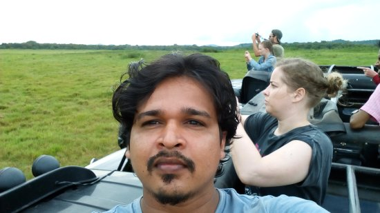 Bentota, Sri Lanka: Yala Safari