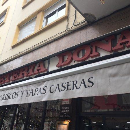 Cafeteria Donald Foto