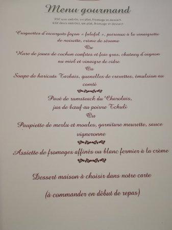 Digoin, Francia: L'Auberge de Vigny