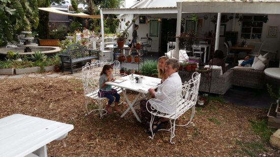 The Backyard Cape Town photo2 - picture of the backyard cafe, cape town central