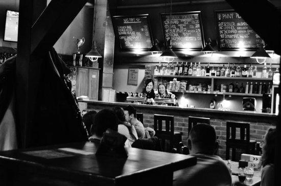 Trencin, Eslovaquia: Bar