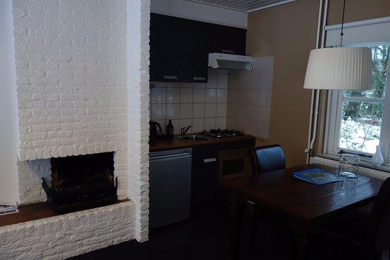 Hoenderloo, Países Bajos: Gashaard en keuken