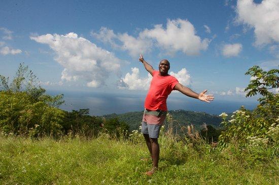 Buccoo, Tobago: fish tobago