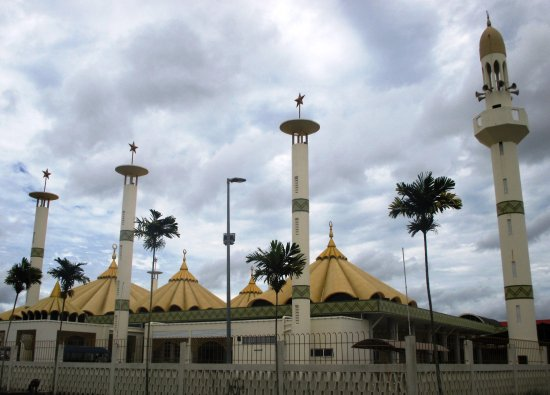 Masjid Muhammad Jamalul Alam Mosque