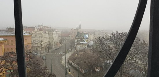 Park Inn Hotel Prague: 20171202_082031_large.jpg