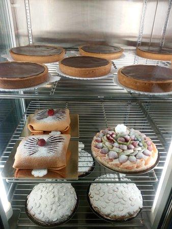 Certaldo, Italia: Torte