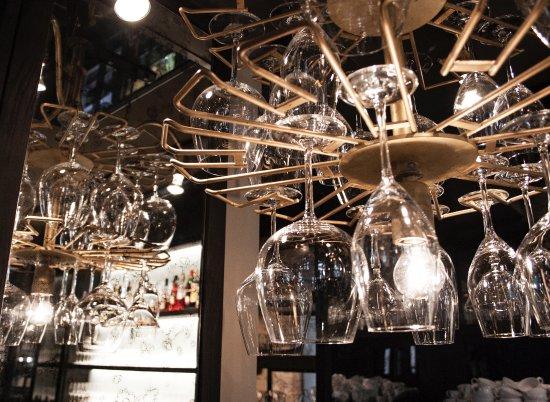Olivia Aker Brygge: We serve aperitif, cocktails, liquori and wine the Italian way