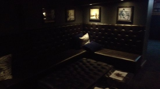 Picture Of Upstairs At The Basement, Sydney