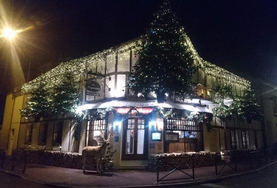 Meaux, Francia: Décoration Noël 2017