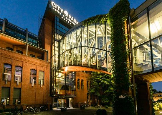 city park hotel residence pozna polska opinie o hotel oraz por wnanie cen tripadvisor. Black Bedroom Furniture Sets. Home Design Ideas