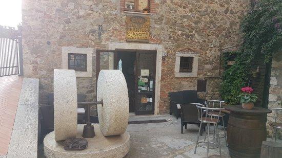 Osteria Passaparola Nell'antico Frantoio: Esterno