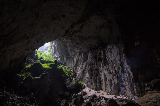 Quang Binh Province, Vietnam: Son Doong Cave - Photo provided by Ryan Debootd