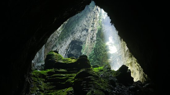 Quang Binh Province, เวียดนาม: Son Doong Cave - Photo provided by Ryan Debootd