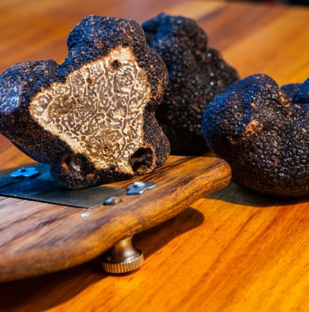 Um Plateau: La saison de la truffe est ouverte !