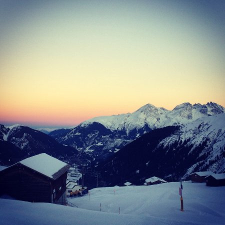 Sedrun, Switzerland: Wintersaison Start!