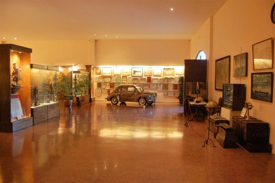 Pacs del Penedes, Hiszpania: Museo