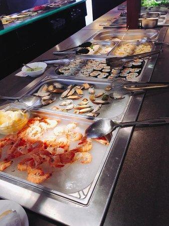 Le Grand Wok 2 : Restaurant chinois, buffet à volonté, les entrées