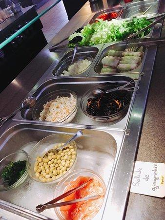Le Grand Wok 2 : Restaurant chinois, buffet à volonté, les desserts