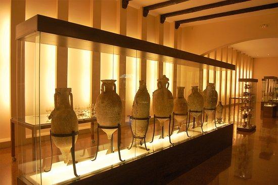 Pacs del Penedes, Hiszpania: Museo 3
