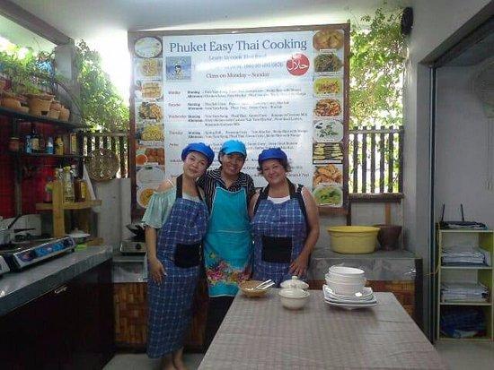 Rawai, Thailand: Thai cooking school in Phuket