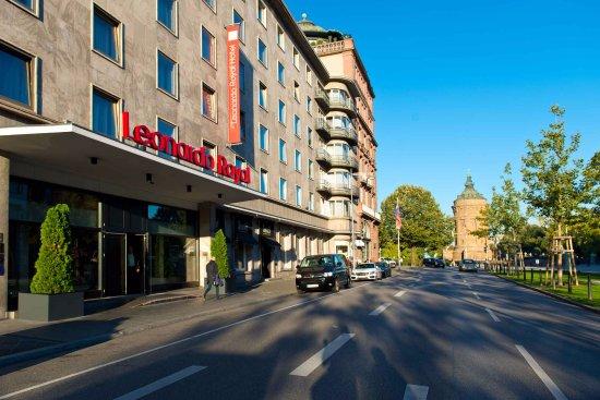 Leonardo Royal Hotel Mannheim: Exterior