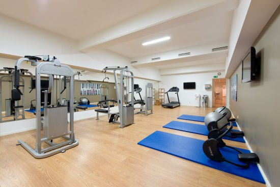 Leonardo Royal Hotel Mannheim: Gym
