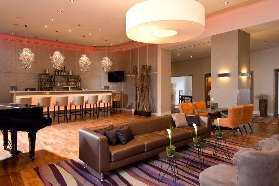 Leonardo Royal Hotel Mannheim: Bar