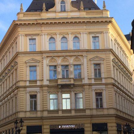 Ventana hotel prague bild fr n ventana hotel prague for Design hotel jewel prague tripadvisor