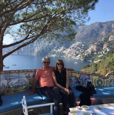 Il San Pietro di Positano: Drinks on arrival