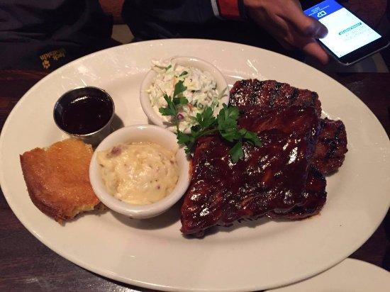 Spareribs På Weber Gasgrill : Spareribs picture of weber grill restaurant chicago tripadvisor