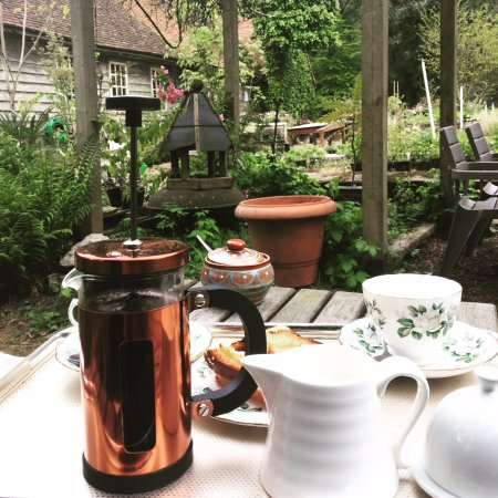 Berkhamsted, UK: Little Heath Tea Room by Miss Darmon's