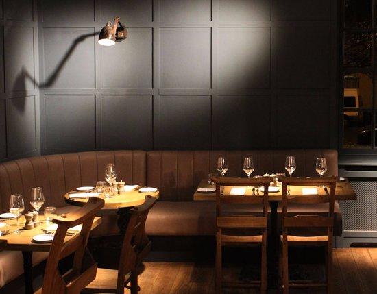 Sedgefield, UK: Restaurant