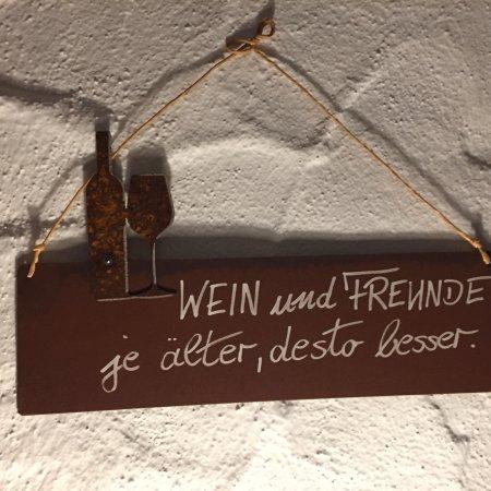 Buhl, Germany: Gutsschänke da Lanzillotti