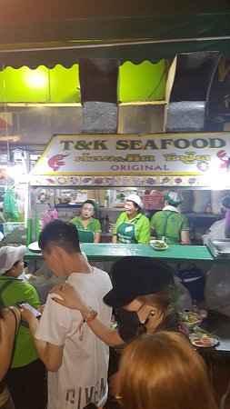 T & K Seafood Photo