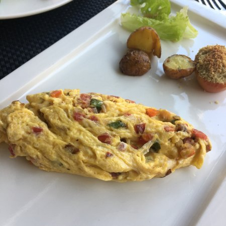 Shinta Mani Shack: Cambodia's most yummiest omelette!