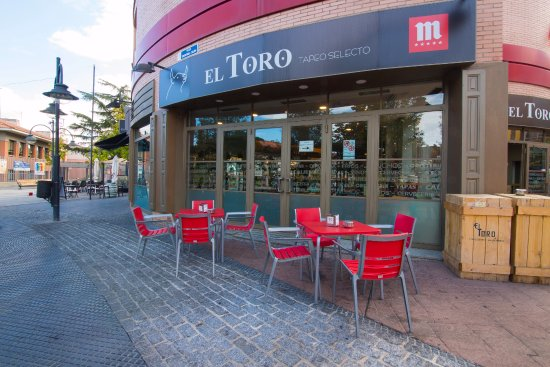 Terraza Restaurante El Toro Picture Of El Toro Majadahonda