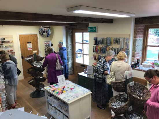 Shaftesbury, UK: Such a lot of choice, Delica beads, seed beads, crystals, glass  pearls, tools and accessories