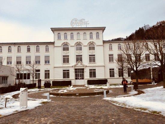 Broc, Schweiz: Foto della fabbrica