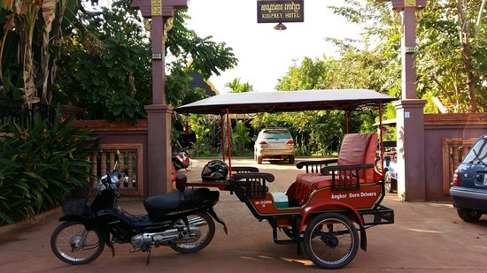 Cambodian trip with Angkor Dorn Drivers